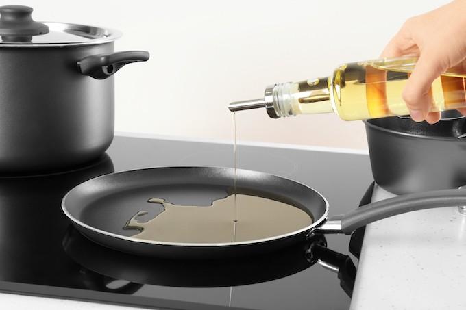 huile de cuisson
